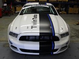 SEMA Show : une Ford Mustang Cobra Jet pour contrer Chevrolet