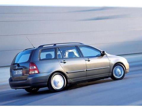 La Corolla Break fait son apparition sur le marché