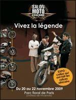ATS Motorcycles au Salon Moto Légende à Paris