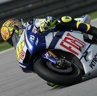 Moto GP - Malaisie D.3: Rossi premier et Lorenzo comblé