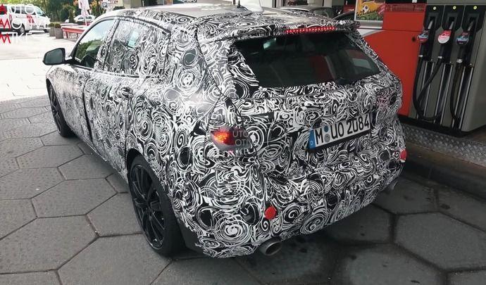 BMW : la future M140i à l'essai