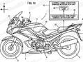 Un brevet Yamaha pour alerter en cas de dommages sur le cadre
