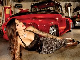 Visitez le Garage RMD. Temple du Hot Rod et du bon goût
