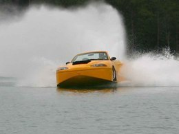 CAMI Hydra Spyder : l'amphibie sportif !
