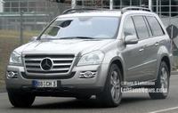 Future Mercedes Classe GL Phase 2 – Acte 2