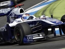 Williams cherche la sixième place