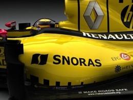 F1 - Un nouveau sponsor pour Renault : la banque Snoras