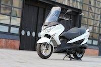 Suzuki : baisse de prix pour les Burgman 125/125 ABS