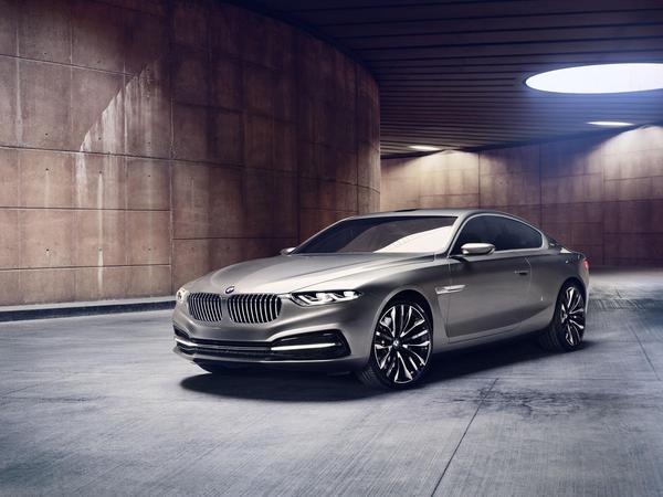 BMW en deux et quatre roues à la Villa d'Este ?