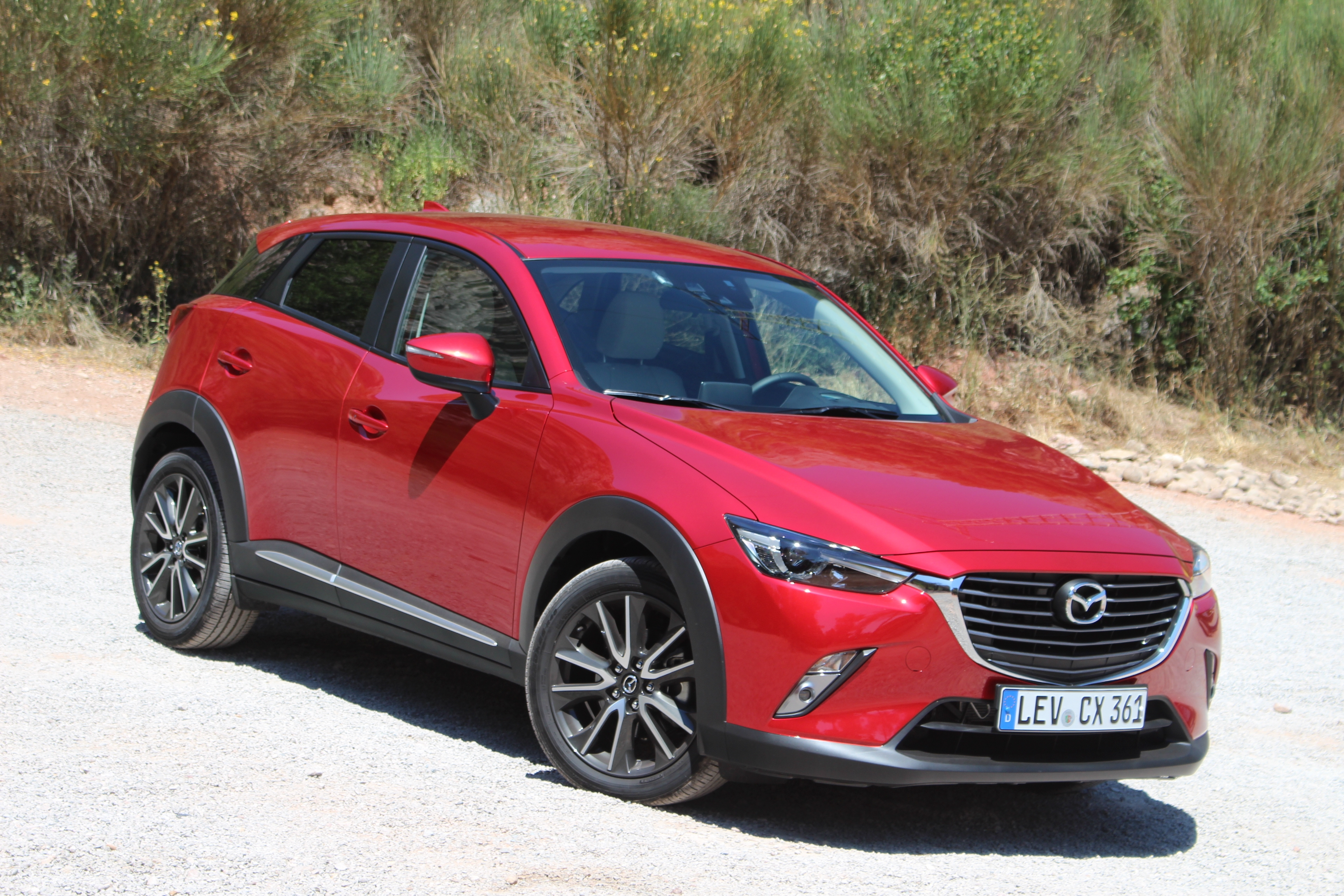 4 toiles au crash test euroncap le mazda cx 3 pas si bon l ve. Black Bedroom Furniture Sets. Home Design Ideas