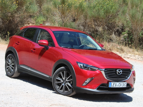 4 toiles au crash test euroncap le mazda cx 3 pas si. Black Bedroom Furniture Sets. Home Design Ideas