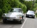Vidéo - Citroën DS 20 Pallas (1974) vs Citroën C6 3.0 V6 HDi (2012) : duel de voitures présidentielles