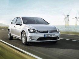 Volkswagen : la Golf électrique sera vendue 30 500 euros