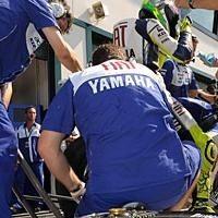 Moto GP - Japon: Yamaha, Champion du Monde 2008