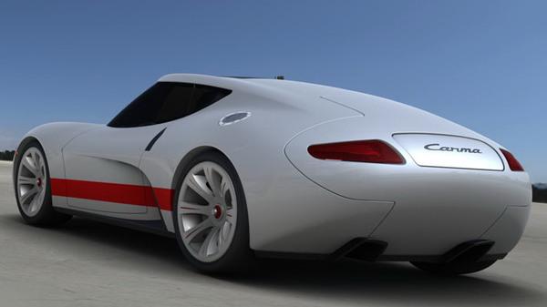 Design : Porsche Carma Concept