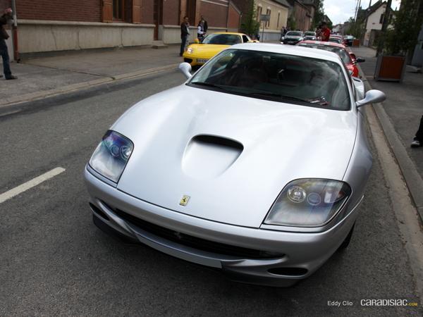 Photos du jour : Ferrari 550 Maranello
