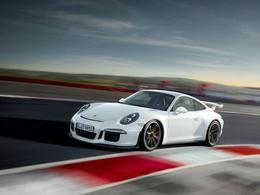Porsche 911 GT3 en feu : fin de l'histoire