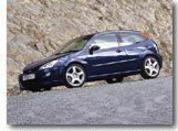 La Ford Focus RS élue sportive de l'année 2002 par le magazine Echappement