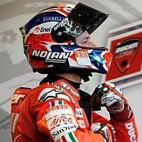 """Moto GP - Stoner: """"J'ai fait des erreurs"""""""