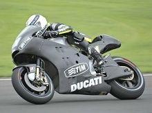 Moto GP - Ducati: Pour Michele Pirro le bonheur est dans l'essai