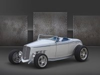 Jay Leno's 32 Bowtie Deuce Roadster : attachante !