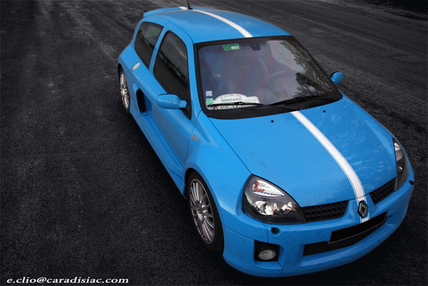 Photos du jour : Renault Clio V6 Phase 2