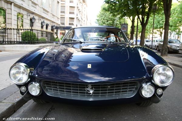 Photos du jour : Ferrari 250 GT Lusso (1963)