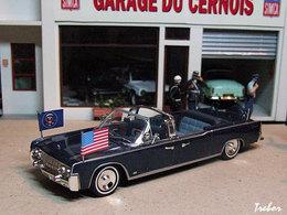 Miniature : 1/43ème - LINCOLN Continental Limousine