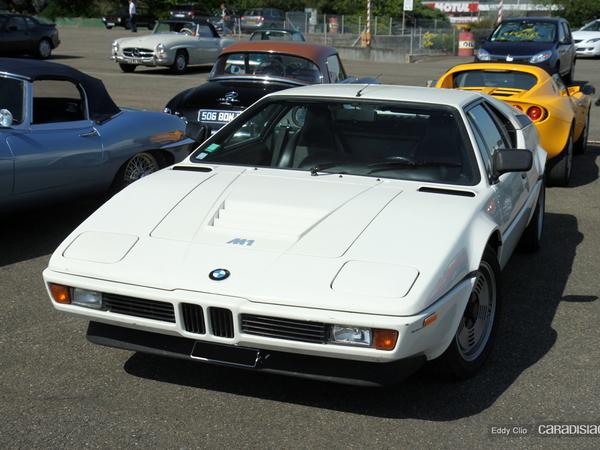 Photos du jour : BMW M1