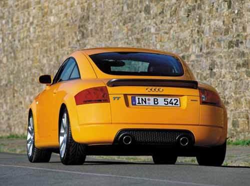 L'Audi TT se dote d'un V6