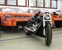 Essai Harley-Davidson V-Rod Muscle: Un cas à part dans la famille