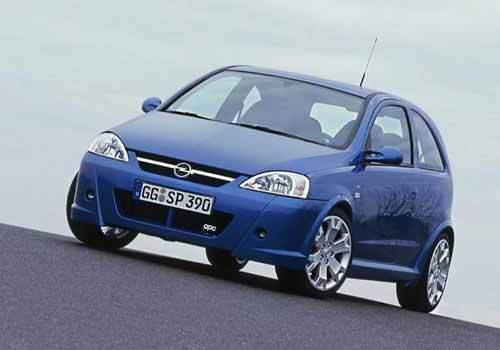 Opel dévoile une Corsa OPC