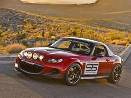 SEMA Show : une Mazda MX-5 affûtée