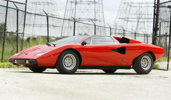 Lamborghini annonce une nouvelle Countach