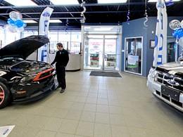 Ford réalise 1.6 milliard de $ de bénéfice au 3eme trimestre