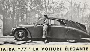Rétromobile 2020 : les mécaniques tchèques Tatra exposées