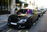 Photos du jour : Continental Gt Flying Spur Mansory