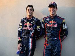 F1 : Toro Rosso prolonge Ricciardo et Vergne
