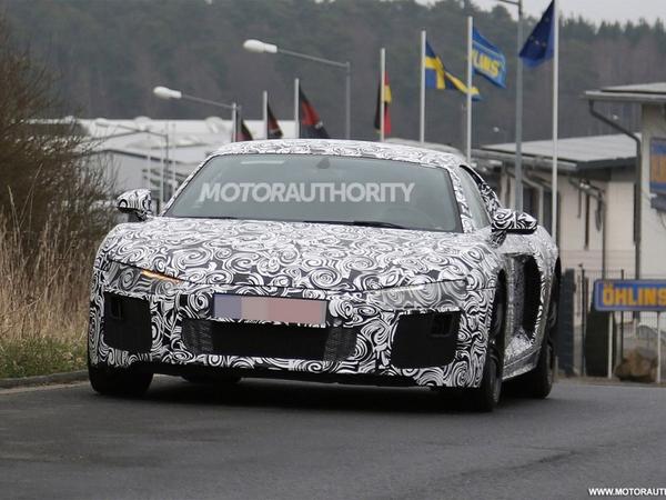 Des détails supplémentaires sur la nouvelle Audi R8