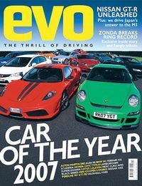 Porsche 997 GT3 RS : EVO Car of The Year 2007 !