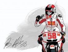 Moto GP - Marco Simoncelli: Coriano a ouvert le musée SuperSic