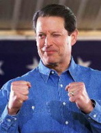 Al Gore : campagne et concert planétaire contre le réchauffement climatique