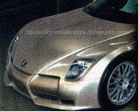 Lexus LF-A : la face avant !?