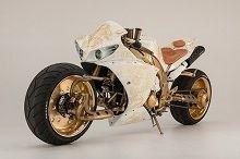 Actualité moto - Insolite: Une Yamaha R1 en son genre