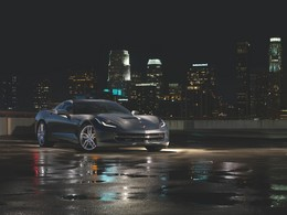 La Chevrolet Corvette Stingray à l'honneur dans Captain America