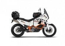Actualité moto - KTM: Une Adventure 990 Baja... seulement pour l'Amérique
