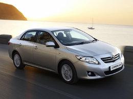 Toyota rappelle encore plus d'un million de voitures... aux USA.