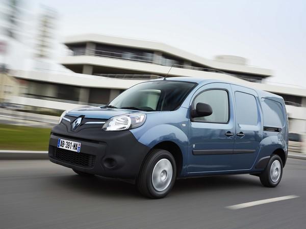 Un propriétaire de Renault Kangoo Z.E. parcourt plus de 60000 km en 2 ans