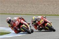 Moto GP: Ducati-Biaggi-Gresini, le trio vedette 2007 ?