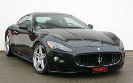 600 ch pour la Maserati GranTurismo S de Novitec Tridente